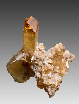 Barite Pohla Germany miniature