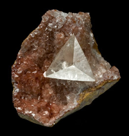 Calcite Triangle Leiping China