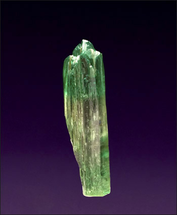 Spodumen var. Hiddenite North Carolina bi-color