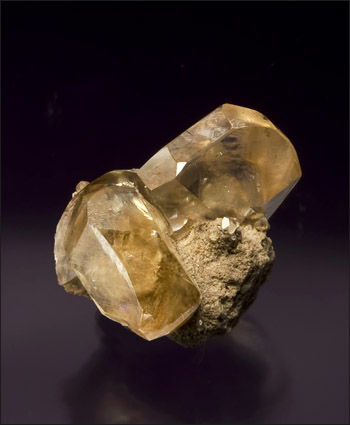 Calcite North Vernon Indiana miniature