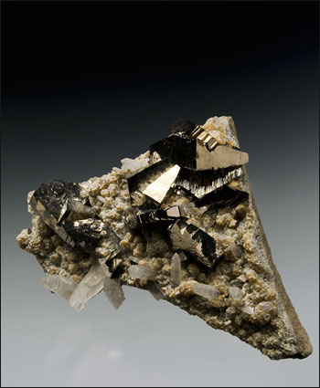 arsenopyrite with quartz Yaogangxian Mine China small cabinet