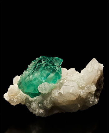 green fluorite Riemvasmaak South Africa
